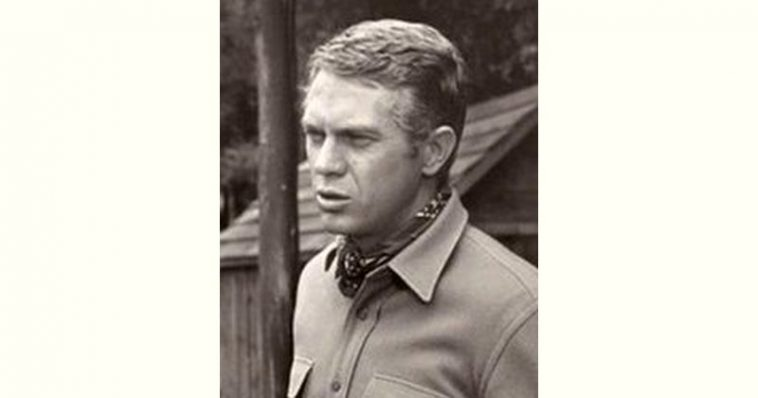 Steve McQueen Age and Birthday