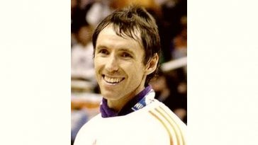 Steve Nash Age and Birthday