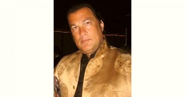 Steven Seagal Age and Birthday