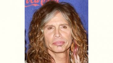 Steven Tyler Age and Birthday
