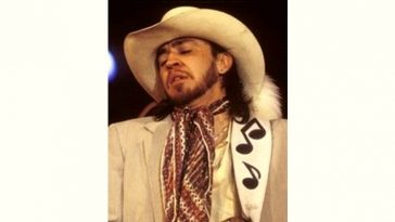 Stevie Ray Vaughan Age and Birthday