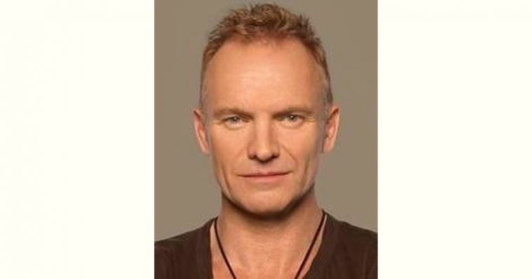 Sting Age and Birthday