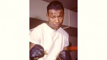 Sugar Ray Robinson Age and Birthday