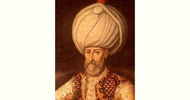 Suleiman the Magnificent Age and Birthday