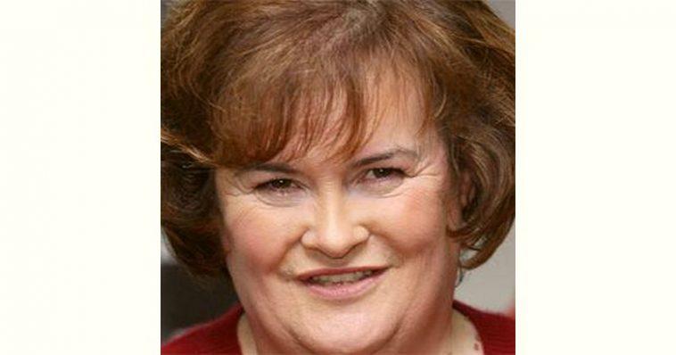 Susan Boyle Age and Birthday