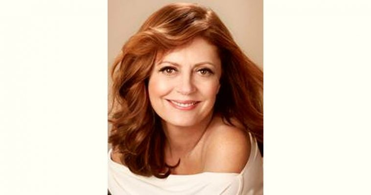 Susan Sarandon Age and Birthday