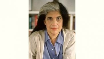 Susan Sontag Age and Birthday