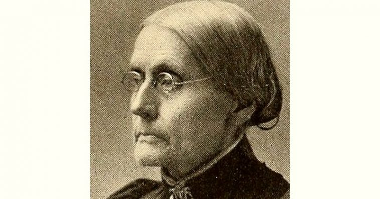 Susanb Anthony Age and Birthday