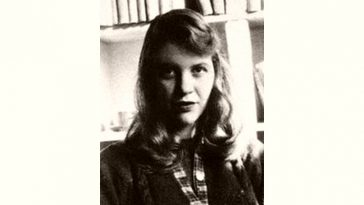 Sylvia Plath Age and Birthday