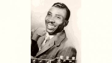 T-Bone Walker Age and Birthday