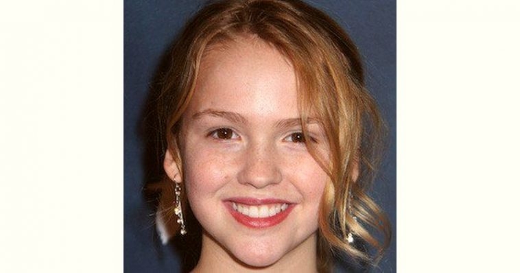 Talitha Bateman Age and Birthday