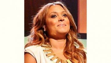 Tamia Hill Age and Birthday