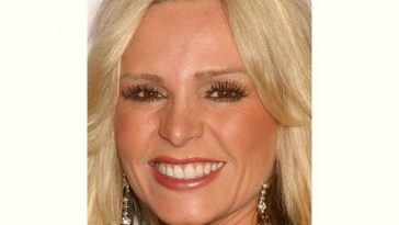 Tamra Barney Age and Birthday