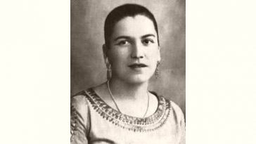 Tarsila do Amaral Age and Birthday