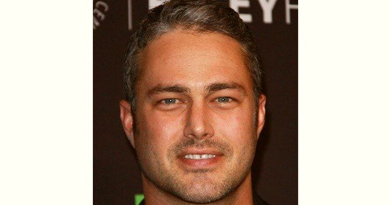 Taylor Kinney Age and Birthday
