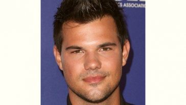 Taylor Lautner Age and Birthday