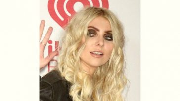 Taylor Momsen Age and Birthday
