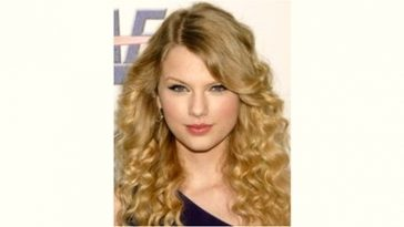 Taylor Swift Age and Birthday
