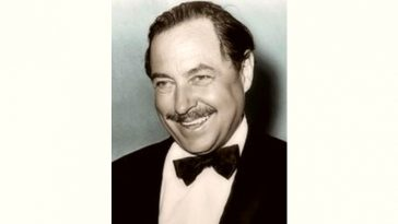 Tennessee Williams Age and Birthday