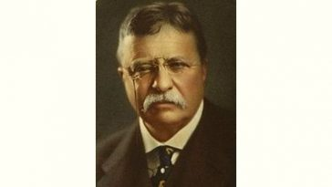 Theodore Roosevelt Age and Birthday