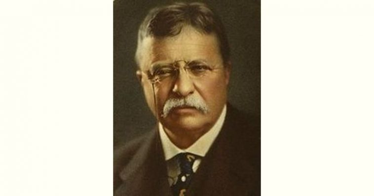 Theodore Roosevelt Age and Birthday