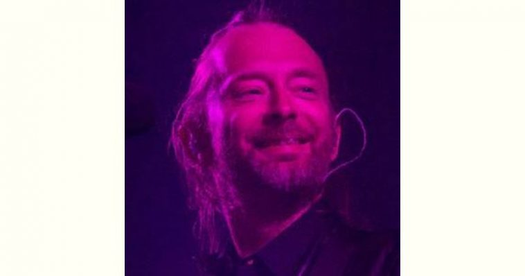 Thom Yorke Age and Birthday