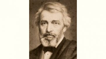 Thomas Carlyle Age and Birthday