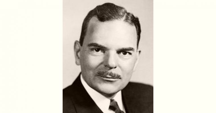 Thomas E. Dewey Age and Birthday