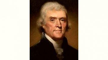 Thomas Jefferson Age and Birthday
