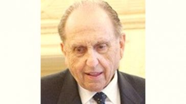 Thomas Monson Age and Birthday