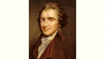 Thomas Paine Age and Birthday