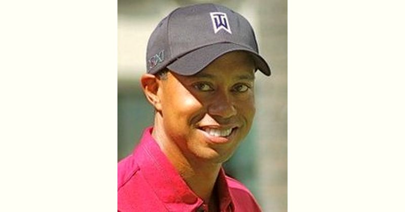 Tiger Woods Age and Birthday