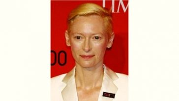 Tilda Swinton Age and Birthday