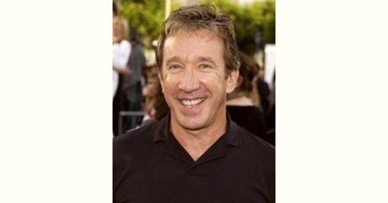 Tim Allen Age and Birthday