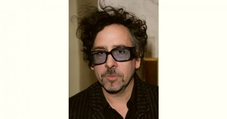 Tim Burton Age and Birthday