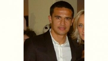 Tim Cahill Age and Birthday