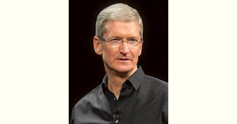 Tim Cook Age and Birthday