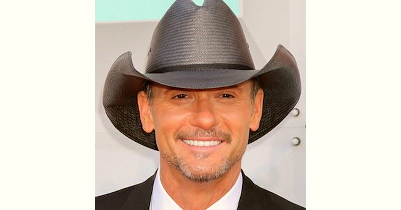 Tim Mcgraw Age and Birthday