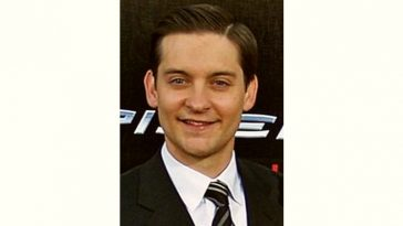 Tobey Maguire Age and Birthday