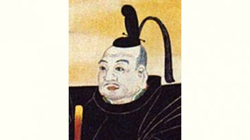 Tokugawa Ieyasu Age and Birthday