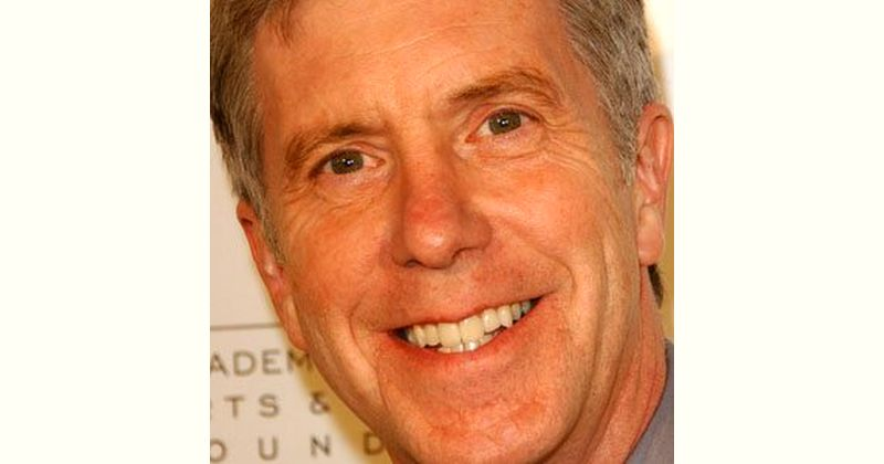 Tom Bergeron Age and Birthday