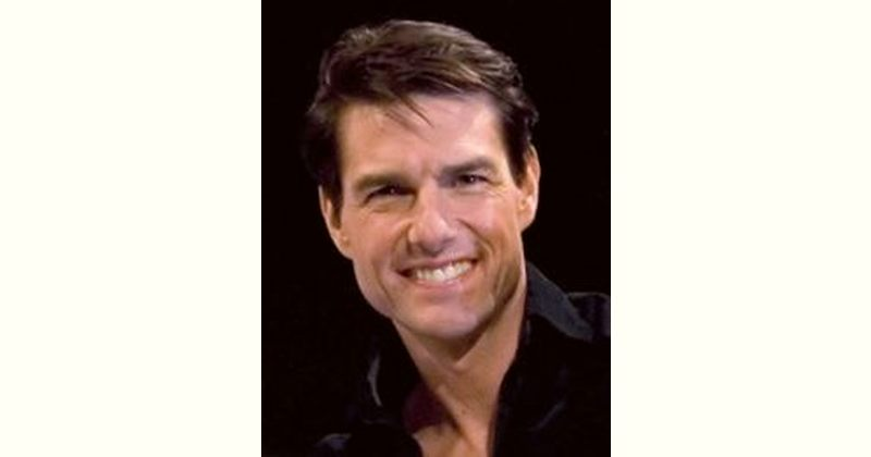 Tom Cruise Age and Birthday