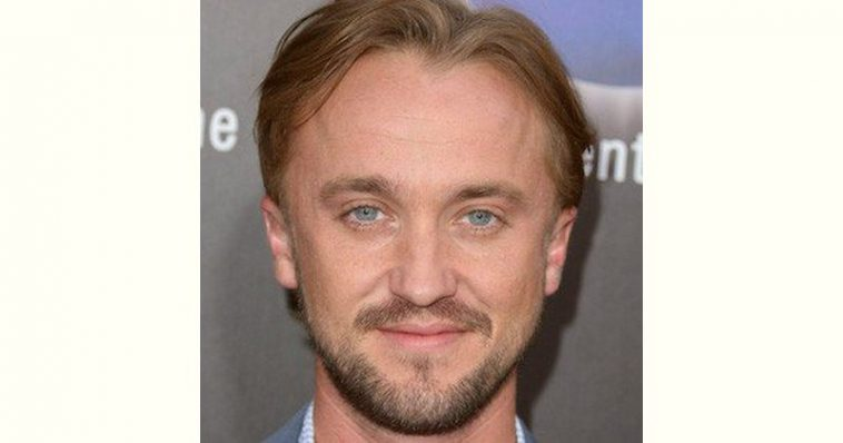 Tom Felton Age and Birthday