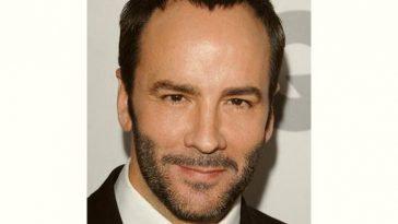 Tom Ford Age and Birthday