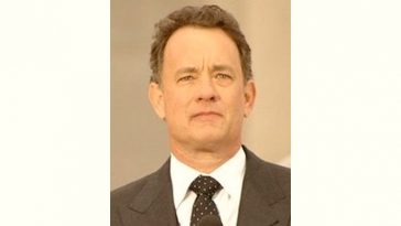 Tom Hanks Age and Birthday