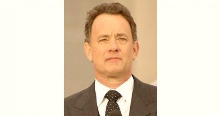 Tom Hanks Age and Birthday