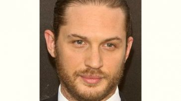 Tom Hardy Age and Birthday