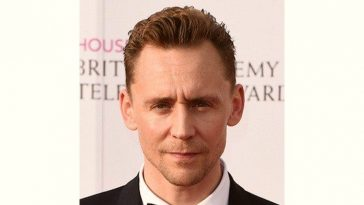 Tom Hiddleston Age and Birthday