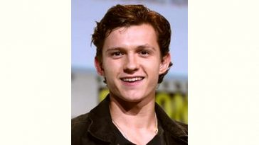Tom Holland Age and Birthday