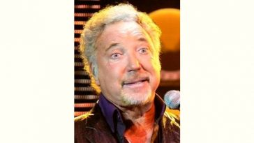 Tom Jones Age and Birthday